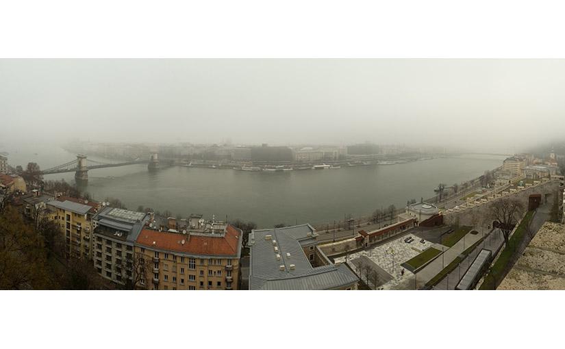 Budapešť 2015