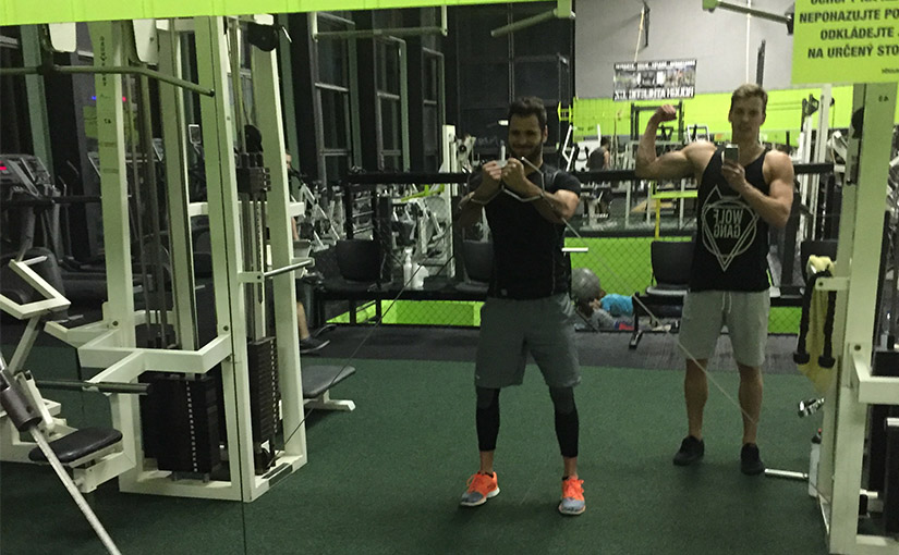 Fitness Fellas – Michael Cigánek